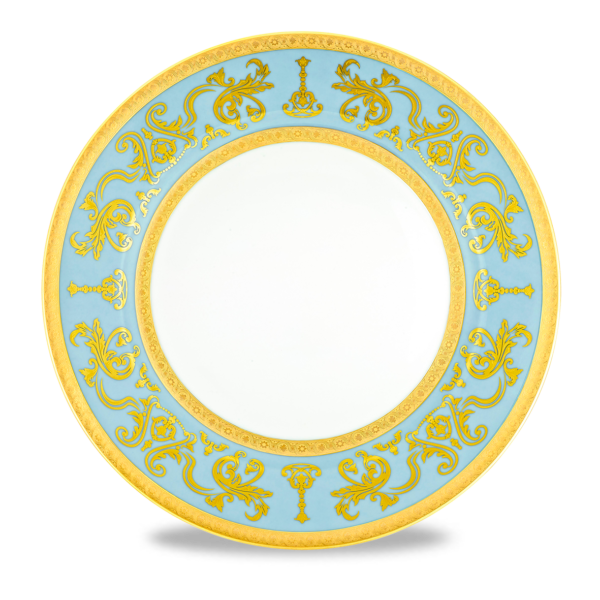 Couronne Imperiale Plat Rond