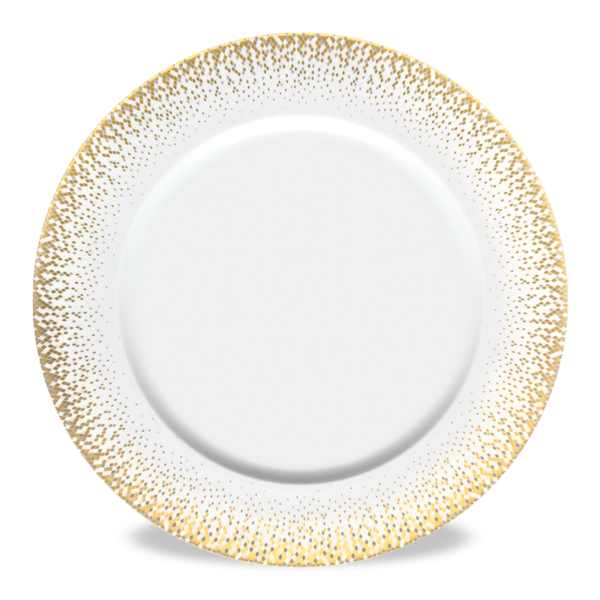 Souffle d'Or Plat Rond
