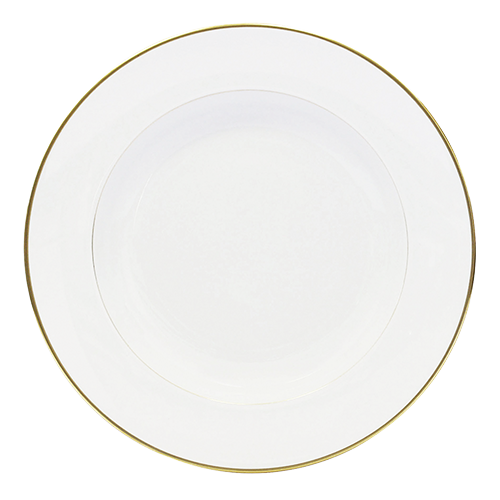 Orsay Plat rond creux